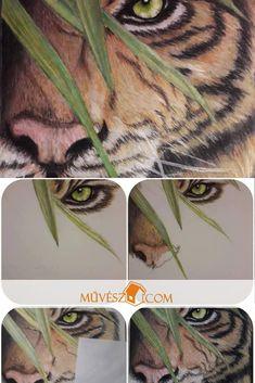 Rajz tutorials - Rajzok lépésről-lépésre - Kattints a linkre és olvasd el a teljes cikket! Tattoos, Animals, Tatuajes, Animales, Animaux, Tattoo, Animal, Animais, Tattos