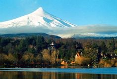Pucón, Lake Villarica, Chile.