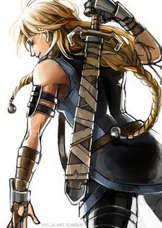 Valkyrie Marvel Comics | Marvel Universe ~ Valkyrie