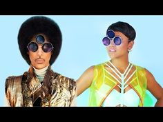 Nice story, worth watching!  Story Time: Working with Prince - YouTube