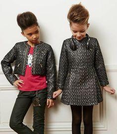 Основанный в 2015 году креативным директором французского модного дома Chanel Карлом Лагерфельдом детский бренд KARL LAGERFELD KIDS, представляет коллекцию детской одежды, вдохновленную его собственным стилем. В новом сезоне осень-зима Лагерфельд задает стиль своим изысканным черно-белым силуэто