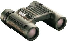 Bushnell - H2O Roof Prism Compact Foldable Binoculars (10 x 25mm; Camo)