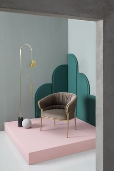 Tim Rundle reinterprets furniture archetypes for SP01 collection