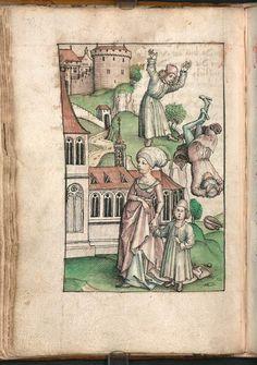 Lirer, Thomas: Schwäbische Chronik - BSB Cgm 436, [S.l.] Schwaben (Ulm?), Ende 15. Jh. [BSB-Hss Cgm 436]