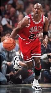basketball player michael jordan is awesome!