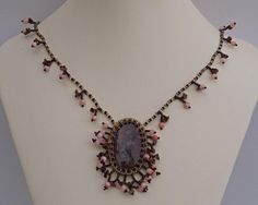 Autumn wild necklace N819 - Daily Two Cents
