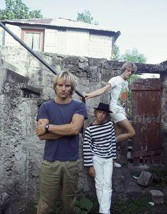 FOTO: The Police nel 1981 fotografati dai Lynn Goldsmith. http://staypulp.blogspot.com/2017/03/foto-police-nel-1981-fotografati-dai.html
