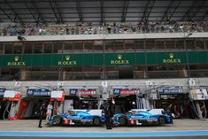 24hLeMans 2018-19 SuperSeason TestDay Session 1 & 2 :: CEFC TRSM Racing Ginetta G60-LT-P1