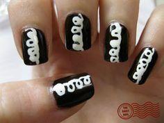 Ho Ho nails