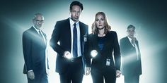 The X-Files will be back say's Chris Carter