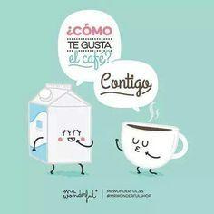 Como te gusta el café