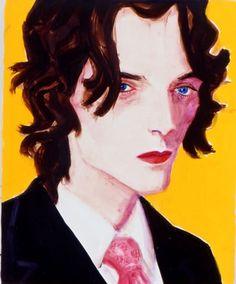 Birthday (Tony), 2000 - Elizabeth Peyton