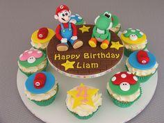 Amazing cakes.....Mario & Yoshi by Sweet Treacle, via Flickr