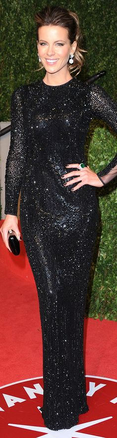 Kate Beckinsale / Vanity Fair Party #dress