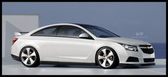 Chevrolet Cruze Coupe SS