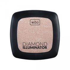 Wibo, Diamond Illuminator, Rozświetlacz prasowany - cena, opinie, recenzja | KWC