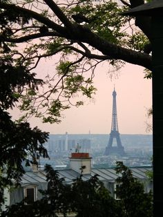 paris from a different location...