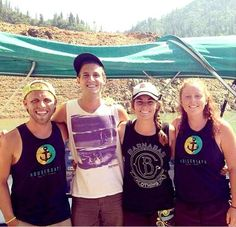 It was great partnering up with our good friends, @sonshineministries on the Delta & Lake Shasta again this summer. Who scored a Barnabas Glow Tank this summer? - - Check out the staff rockin Barnabas! Looking good guys! @Kate F. Conlin #sonshineministries #sonshine #tanktop #captain #barnabas #barnabasclothing
