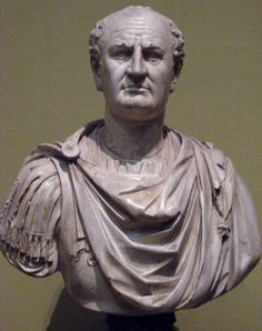 Vespasian (Latin: Titus Flavius Caesar Vespasianus Augustus, 17 November 9 – 23 June 79) was Roman Emperor from 69 to 79. Vespasian founded the Flavian dynasty that ruled the Empire for a quarter century. Vespasian was from an equestrian family that rose into the senatorial rank under the Julio–Claudian emperors. Vespasian's renown came from his military success: he led the Roman invasion of Britain in 43 and subjugated Judaea during the Jewish rebellion of 66.