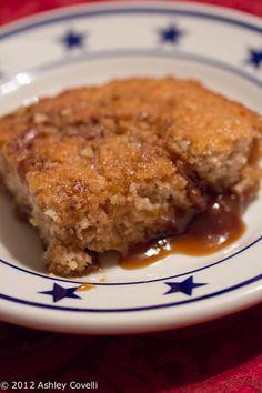 Cinnamon Pudding http://www.bigflavorstinykitchen.com/2012/01/cinnamon-pudding.html