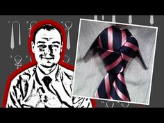 How to tie a tie... differently