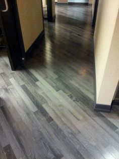 Superieur Love These Grey Floors Lovely Laminate Floors. Saw Similar Ones At Http://. Dental  OfficesDental ...