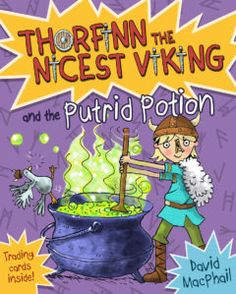 Thorfinn the Nicest Viking | Books from Scotland Viking Books, Viking Series, Fairy Tales For Kids, Zombie Movies, Friends Set, Penguin Classics, Free Reading, Great Books, Book Publishing
