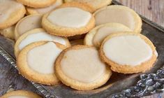 A low carb and entirely sugar free take on classic shortbread biscuits. Low Carb Coconut Shortbread Cookies are light, buttery and crumbly with a deliciously rich coconut butter glaze. Perfect for diabetics, gluten free and ketogenic diets. Sugar Free Desserts, Low Carb Desserts, Low Carb Recipes, Keto Cookies, Coconut Cookies, Sin Gluten, Gluten Free, Enjoy Your Meal, Ketogenic Diet Menu