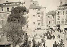 Plaza de Santo Domingo (1913)