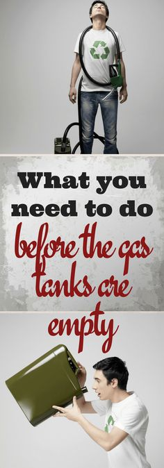 The best way to avoid panic is to prepare. Be ready for gas shortages with these great tips.