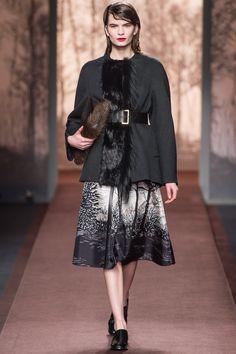 Marni Fall 2013 Ready-to-Wear Fashion Show - Anouk Torsing
