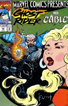 Marvel Comics Presents # 96 by Sam Kieth
