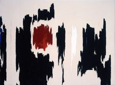 """Clyfford Still, """"Untitled"""" (1962) 