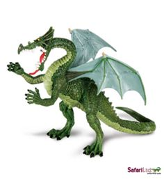 Professionally sculpted and individually hand painted dragons bring the Mythical  Phthalate and Lead Free for Safety
