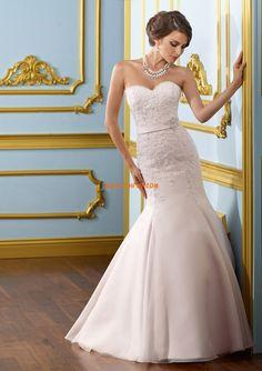Frühling 2014 Herz-Ausschnitt Sommer Brautkleider 2014