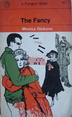The Fancy by Monica Dickens #vintage penguin paperback