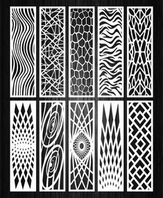 Décoration Panneau Motif Screening Grille MDF Stencil Scrapbook Embellishment #3