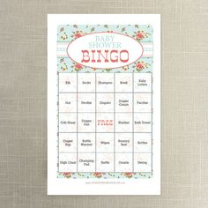 Instant Download 50 Shabby Chic Baby by CreativeUnionDesign