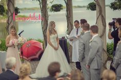Chelsea & Justin Tie the Knot at Chateau Vaudreuil