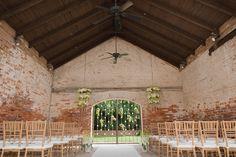 Rustic wedding venue idea - Enterprise Mills Events in Augusta, Georgia {Ashley Marks Photography}