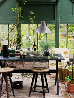 Today I'm loving, greens (Daily Dream Decor) Ikea Outdoor, Outdoor Living, Outdoor Rooms, Magical Bedroom, Ikea Ps 2014, Ikea Home, Ivy House, Dream Decor, Interiores Design