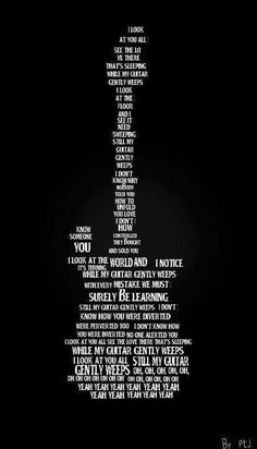 Beatles Songs, The Beatles, Beatles Quotes, Beatles Guitar, Rock And Roll, Pop Rock, Music Love, Music Is Life, Concert Rock