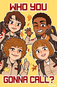 New print for Anime NYC! I absolutely adored season 2 of Stranger Things