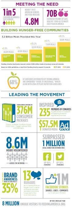Feeding America - 2013 Annual Report