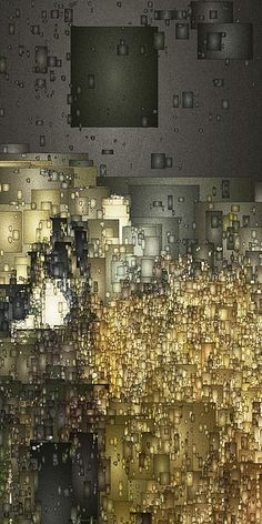 There's Gold in them thar Hills - #art #architecture #interior #design