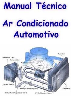 Expansion Valve Type AC System Diagram   Car Building