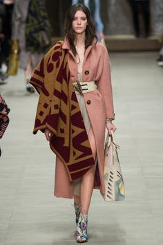 Burberry Prorsum ready to wear fall 2014
