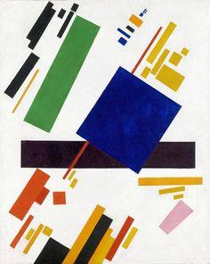 Suprematist Composition   Misure: 80x100