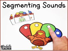 November 1 means turkey themed reading activities and a 20% off SALE!!! Link in profile! https://www.teacherspayteachers.com/Product/Phonemic-Awareness-Segmenting-Sounds-Thanksgiving-Edition-2213196 👆🏼#bringonthanksgiving #phonemicawareness