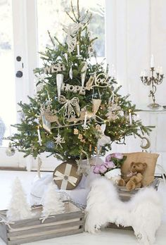 nice Christmas small tree